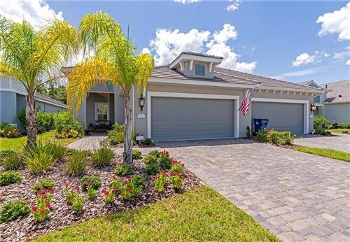Photo of 3102 SKY BLUE COVE, BRADENTON, FL 34211 (MLS # A4473574)