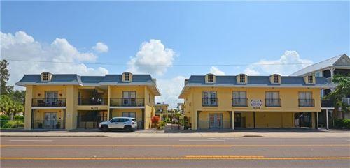 Photo of 16333 GULF BOULEVARD #111, REDINGTON BEACH, FL 33708 (MLS # U8090576)