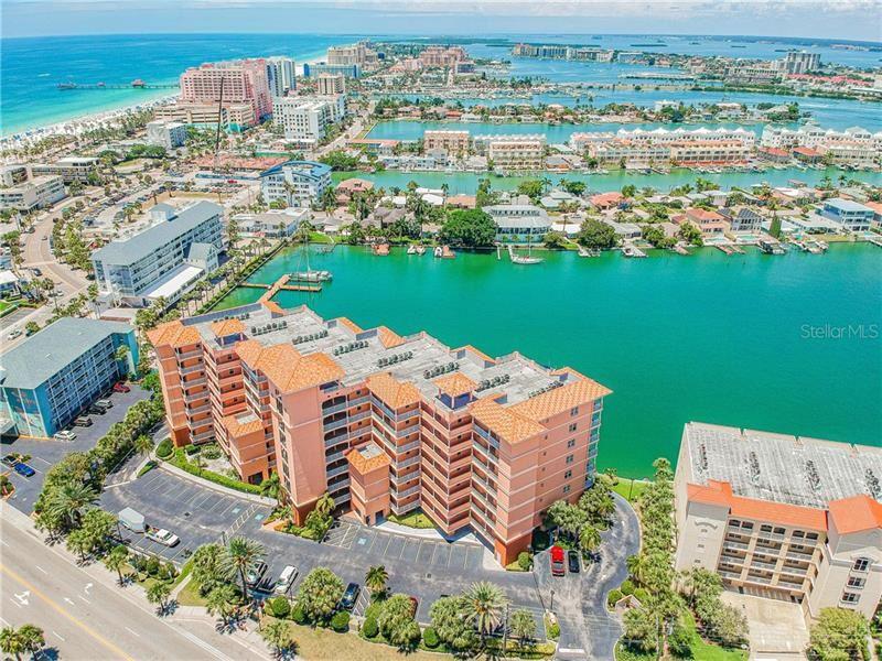530 S GULFVIEW BOULEVARD #400, Clearwater, FL 33767 - MLS#: U8099578