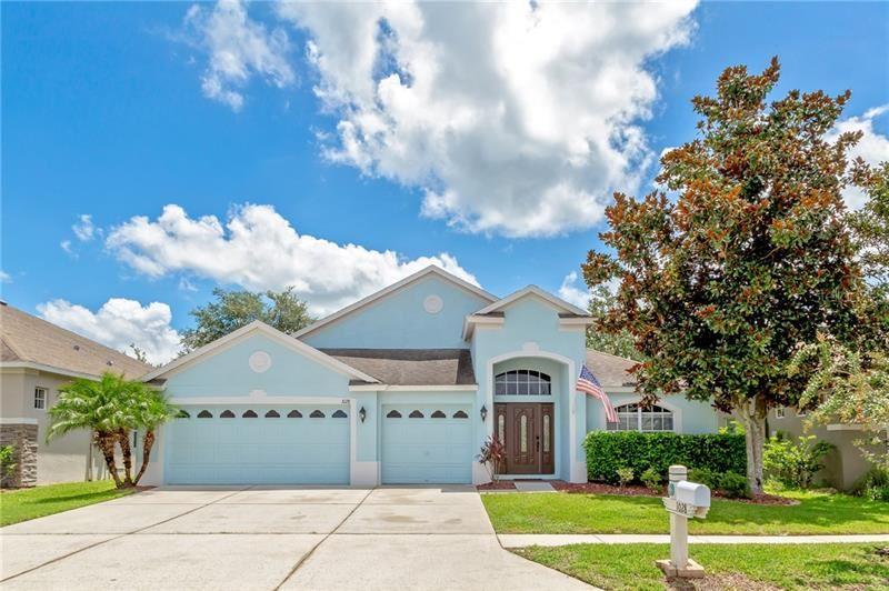 1028 MILLEBOURNE WAY, Wesley Chapel, FL 33543 - MLS#: T3255579