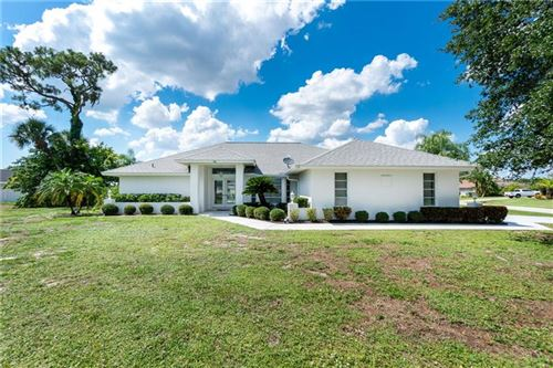 Photo of 1 PEBBLE BEACH ROAD, ROTONDA WEST, FL 33947 (MLS # D6112580)