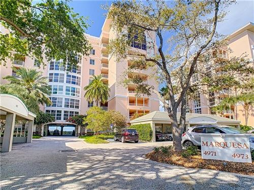 Photo of 4973 BACOPA LANE S #504, ST PETERSBURG, FL 33715 (MLS # U8078580)