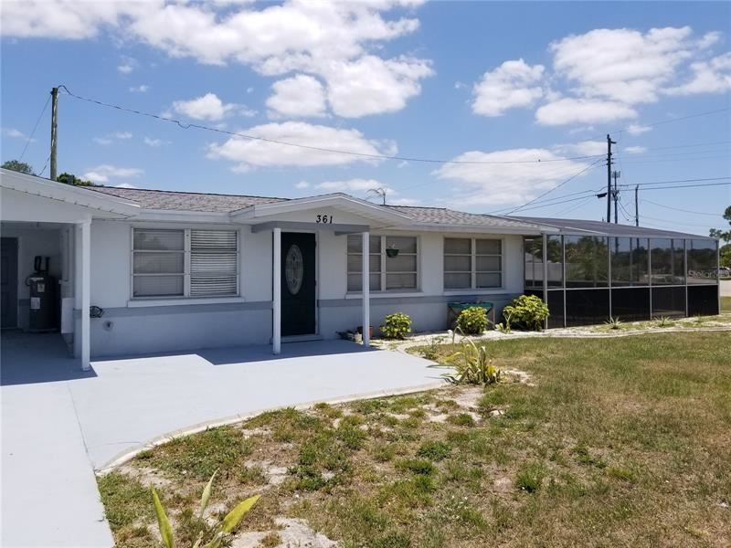 Photo of 361 S NEW YORK AVENUE, ENGLEWOOD, FL 34223 (MLS # A4499580)