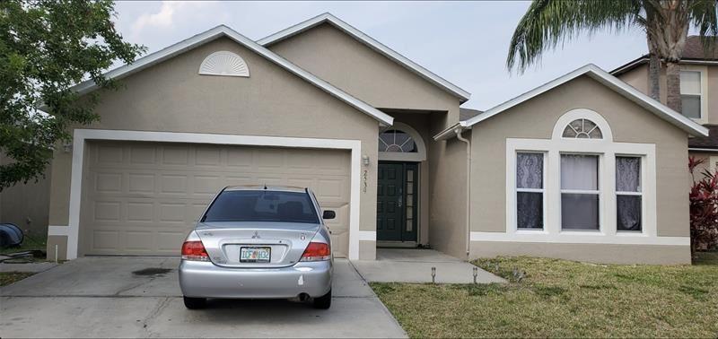 2539 QUAIL PARK TERRACE, Kissimmee, FL 34743 - #: O5942580