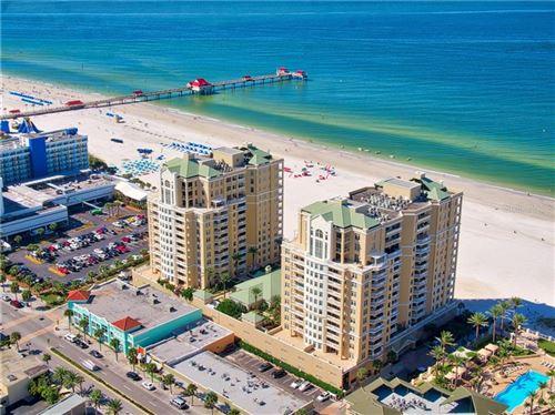 Photo of 10 PAPAYA STREET #1001, CLEARWATER BEACH, FL 33767 (MLS # U8088581)