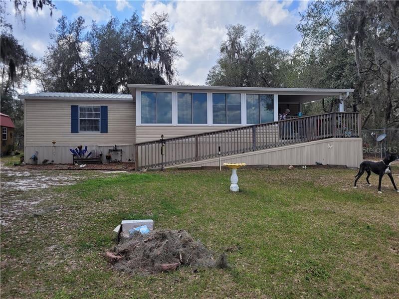22441 NE 105TH AVENUE ROAD, Fort McCoy, FL 32134 - #: OM615581