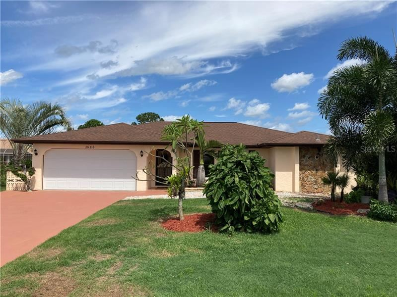 26316 HONG KONG ROAD, Punta Gorda, FL 33983 - #: C7431582