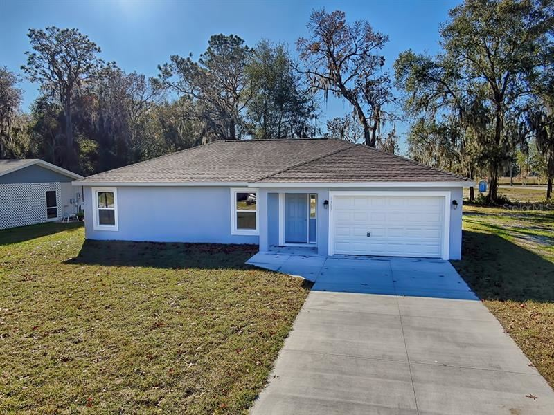1307 COUNTY ROAD 463, Lake Panasoffkee, FL 33538 - #: G5037582