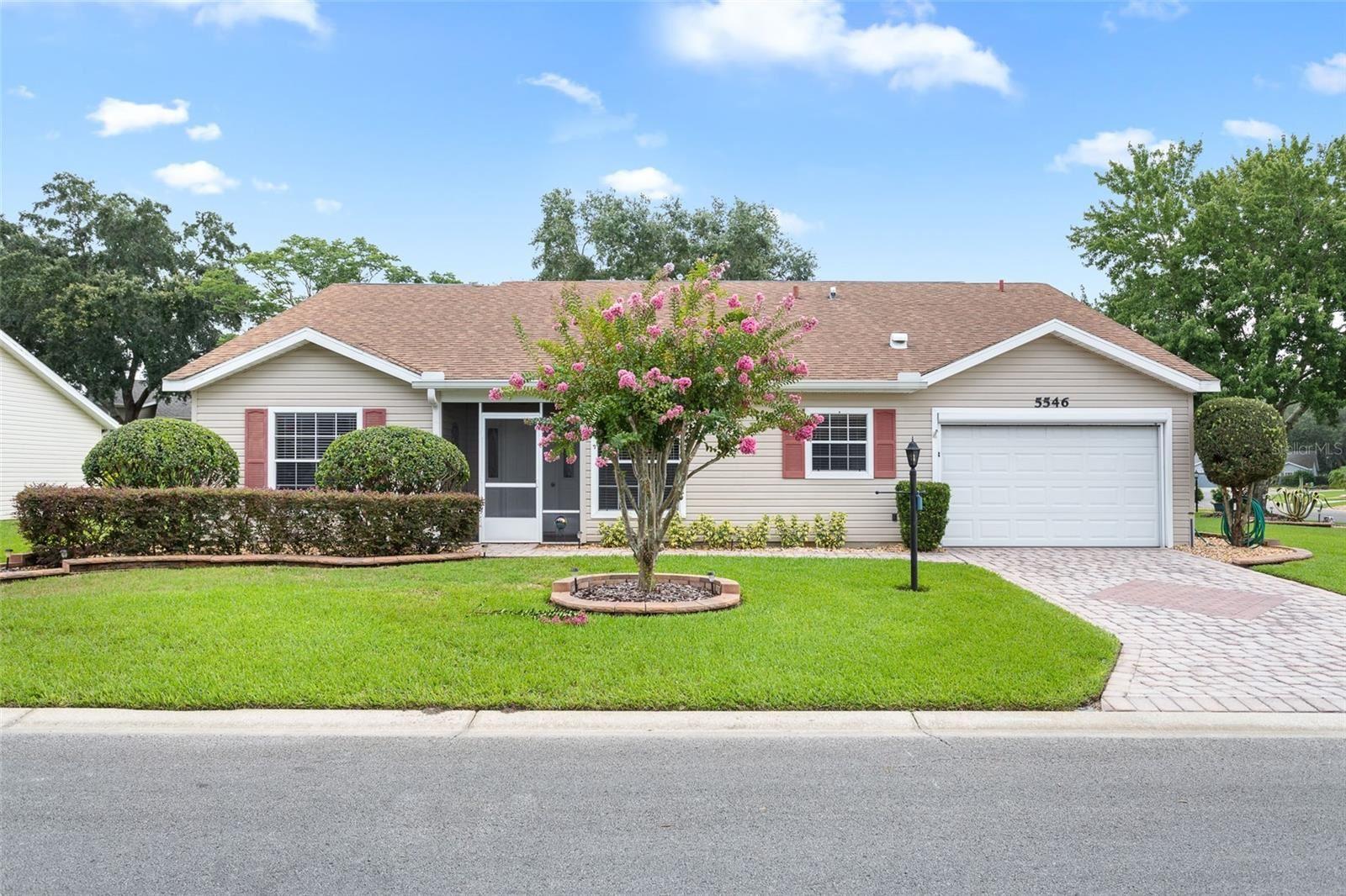 5546 TANGELO STREET, Leesburg, FL 34748 - #: G5043582