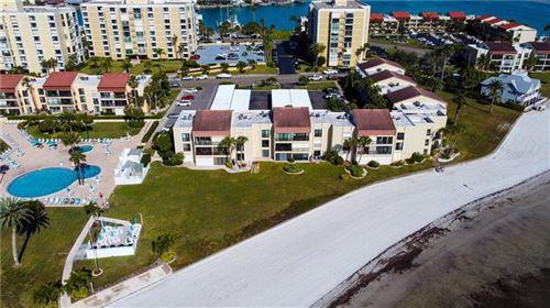 Photo of 865 S GULFVIEW BOULEVARD #308, CLEARWATER BEACH, FL 33767 (MLS # U8108583)