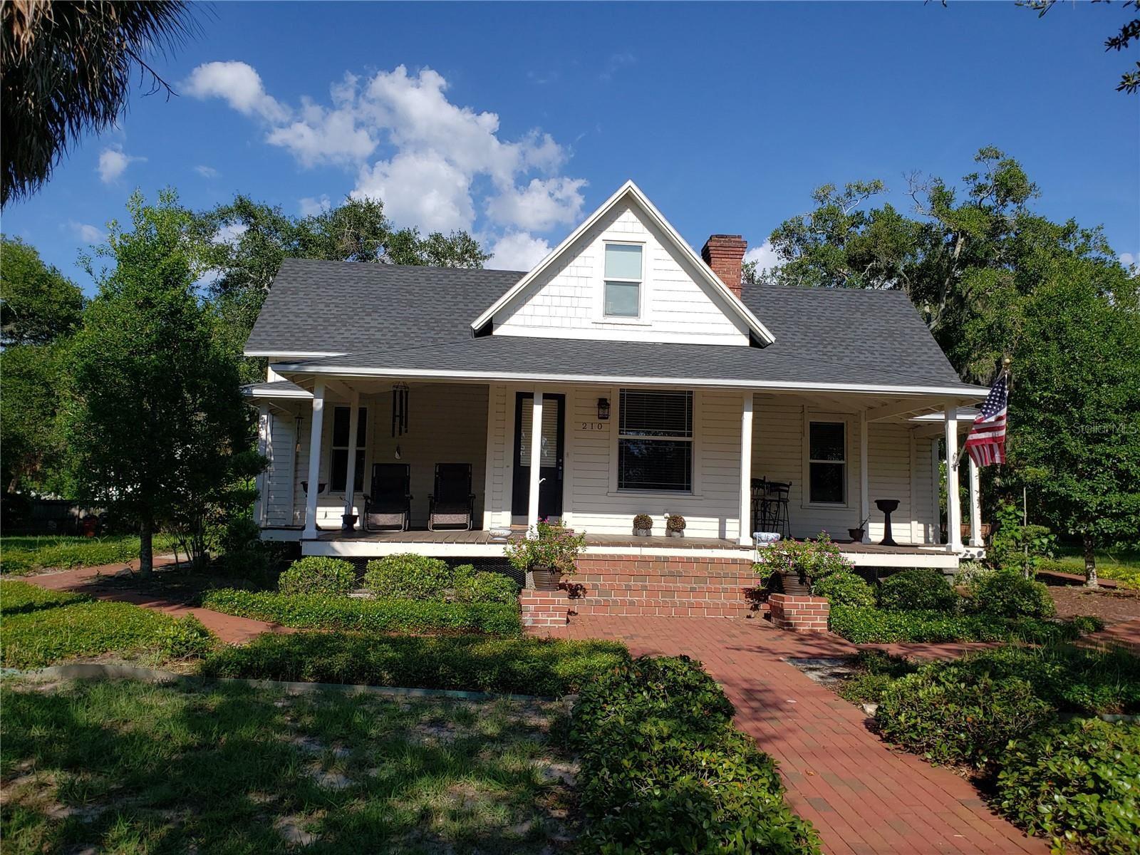 210 N GROSSE AVENUE, Tarpon Springs, FL 34689 - MLS#: U8130583