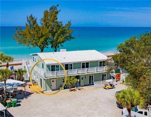 Photo of 5040 N BEACH ROAD #3, ENGLEWOOD, FL 34223 (MLS # C7441584)