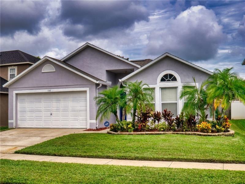 110 MONTEREY OAKS DRIVE, Sanford, FL 32771 - #: O5891584