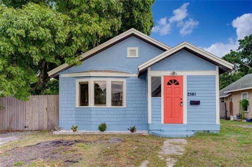 Photo of 2561 13TH AVENUE N, ST PETERSBURG, FL 33713 (MLS # U8110585)
