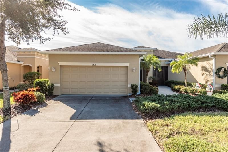 2436 NOTTINGHAM GREENS DRIVE #89, Sun City Center, FL 33573 - #: T3279585