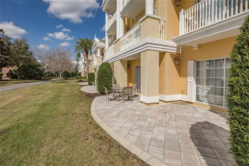 Photo of 1323 SEVEN EAGLES COURT #102, REUNION, FL 34747 (MLS # S5049586)