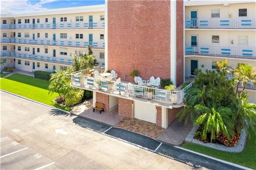 Photo of 5555 GULF BOULEVARD #303, ST PETE BEACH, FL 33706 (MLS # W7811586)