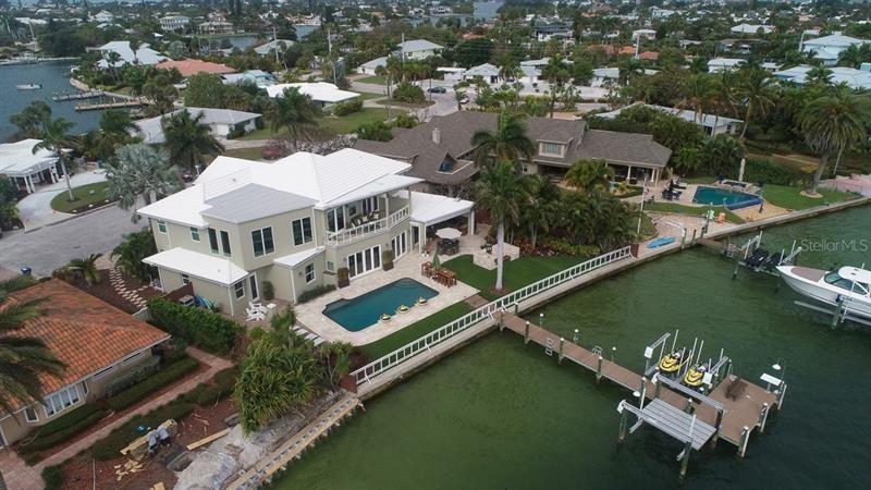 Photo of 606 CRESTWOOD LANE, HOLMES BEACH, FL 34217 (MLS # A4461586)