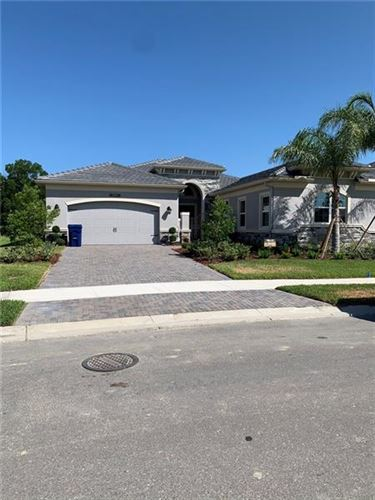 Photo of 2309 HOLLOW FOREST COURT, WESLEY CHAPEL, FL 33543 (MLS # J914587)