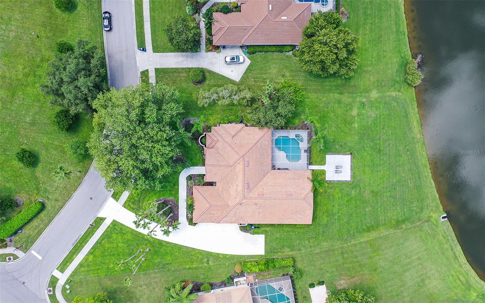 Photo of 8301 EAGLE LAKE DRIVE, SARASOTA, FL 34241 (MLS # A4511587)