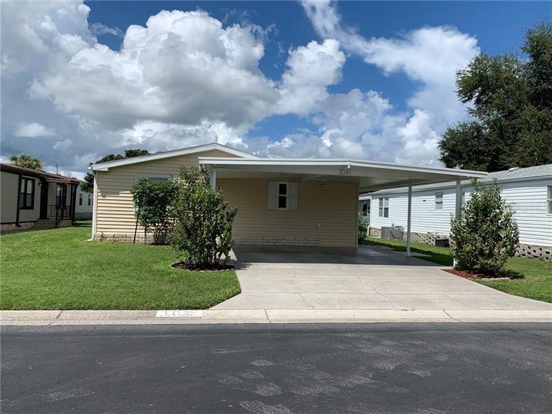 3041 SHORT LEAF STREET, Wesley Chapel, FL 33543 - #: T3263587