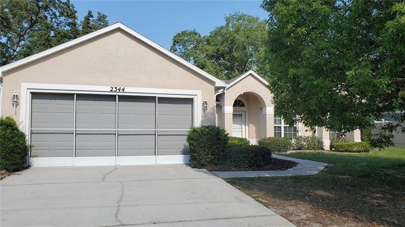 2344 CANFIELD DRIVE, Spring Hill, FL 34609 - MLS#: T3305587