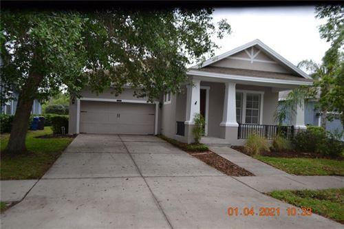 Photo of 8449 LAGERFELD DRIVE, LAND O LAKES, FL 34637 (MLS # T3302588)
