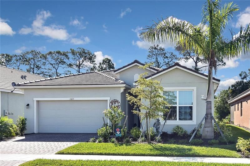 Photo of 11671 ALESSANDRO LANE, VENICE, FL 34293 (MLS # N6114588)