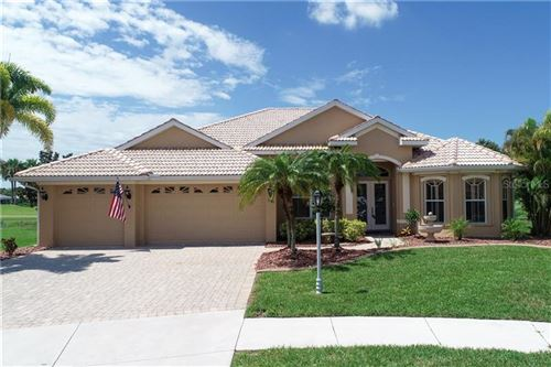 Photo of 3346 BAILEY PALM COURT, NORTH PORT, FL 34288 (MLS # D6112589)