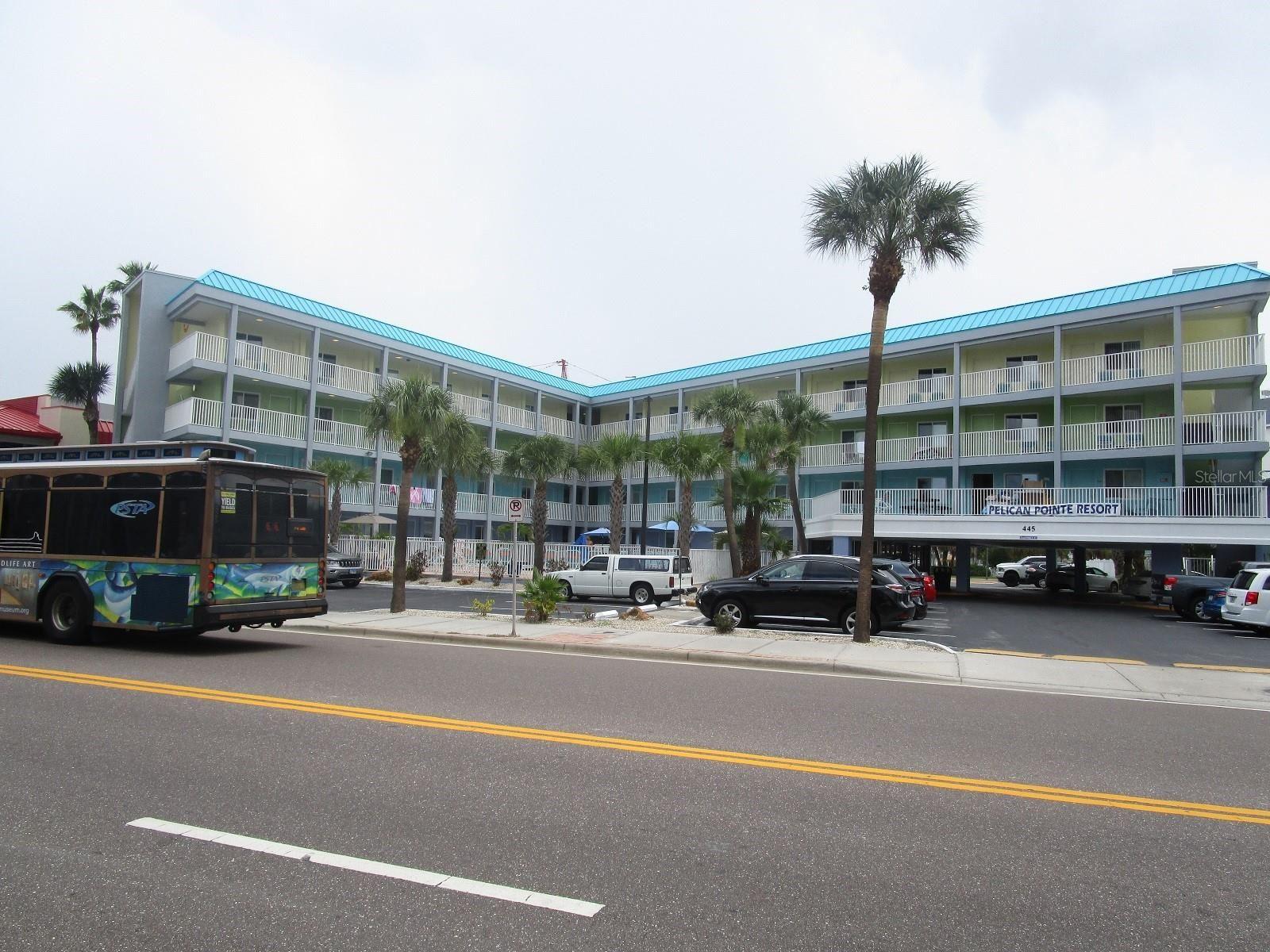 445 S GULFVIEW BOULEVARD #116, Clearwater, FL 33767 - MLS#: U8134590