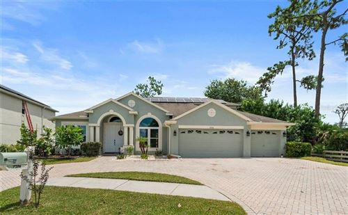 Photo of 7206 AMERICUS LANE, LAND O LAKES, FL 34637 (MLS # T3259591)