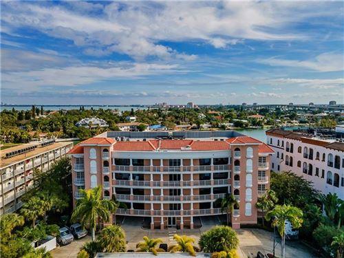 Photo of 3805 GULF BOULEVARD #301, ST PETE BEACH, FL 33706 (MLS # U8109591)