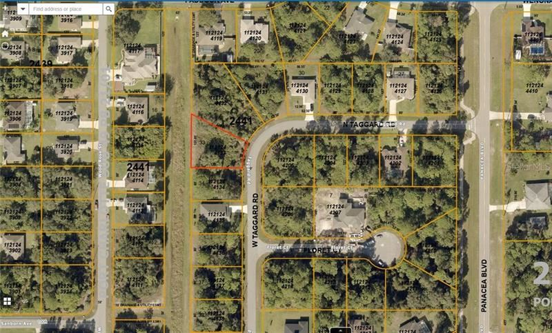 Photo of W TAGGARD ROAD, NORTH PORT, FL 34288 (MLS # A4482591)