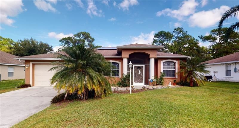 1554 URMEY LANE, North Port, FL 34286 - #: N6112593