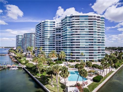 Photo of 888 BLVD OF THE ARTS #1507, SARASOTA, FL 34236 (MLS # A4459594)