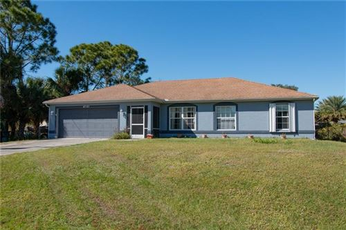 Photo of 4797 FAIRLANE DRIVE, NORTH PORT, FL 34288 (MLS # D6110595)