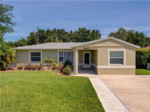 Photo of 6459 43RD AVENUE N, KENNETH CITY, FL 33709 (MLS # U8082595)