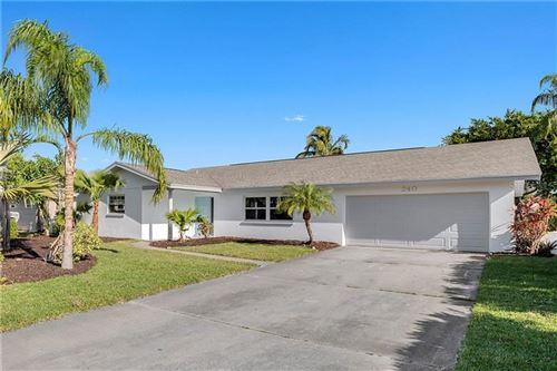 Photo of 240 N JULIA CIRCLE, ST PETE BEACH, FL 33706 (MLS # O5832596)