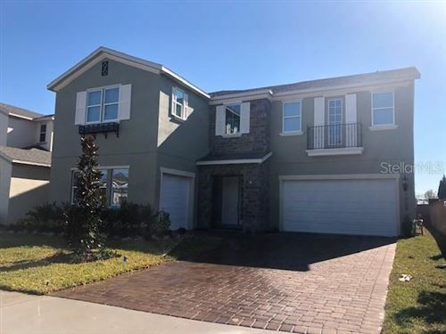 Photo of 14504 SUNBRIDGE CIRCLE, WINTER GARDEN, FL 34787 (MLS # T3213596)