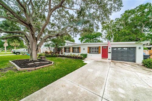 Photo of 4200 CARSON STREET NE, ST PETERSBURG, FL 33703 (MLS # U8132596)