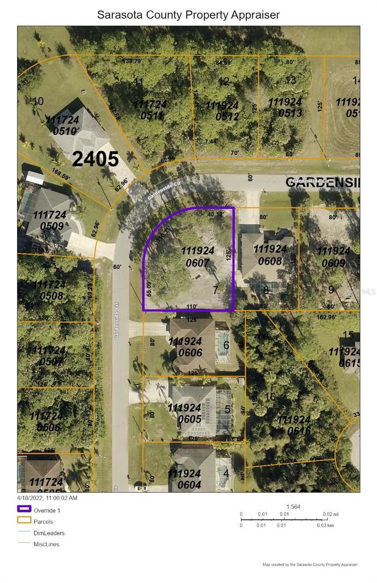 Photo of GARDENSIDE CIRCLE, NORTH PORT, FL 34288 (MLS # D6118596)