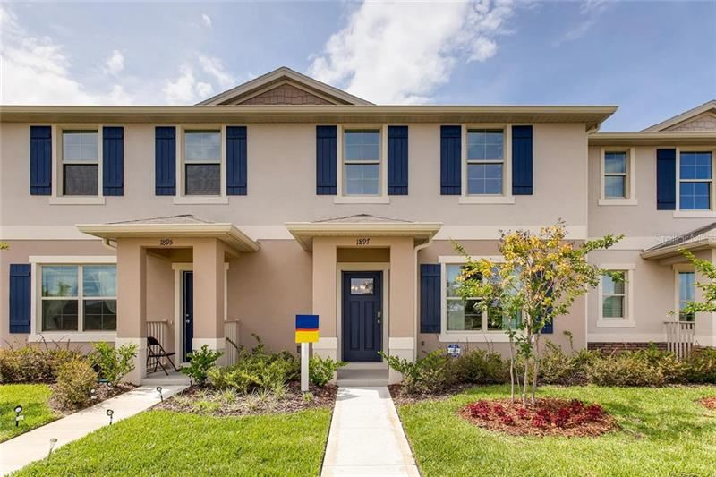 1803 RED CANYON DRIVE, Kissimmee, FL 34744 - #: O5900596