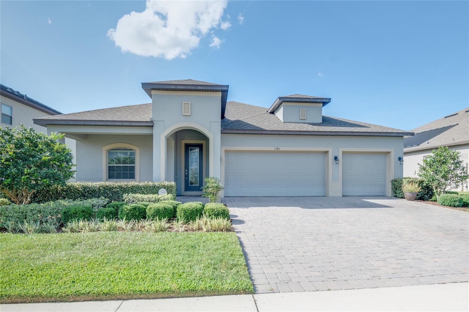 1581 KATIE COVE, Sanford, FL 32771 - #: O5950596