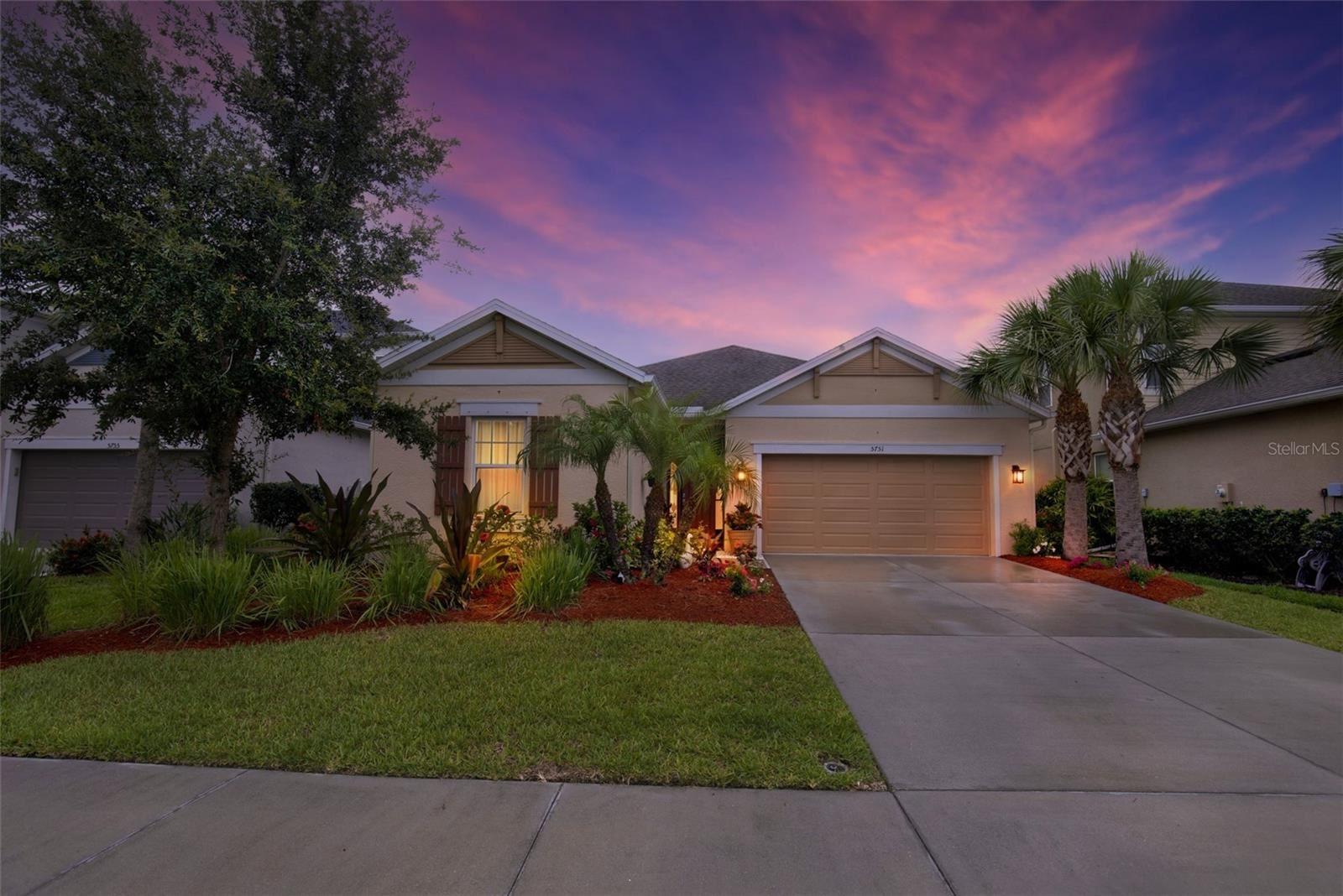 5751 LIATRIS CIRCLE, Sarasota, FL 34238 - #: T3313596