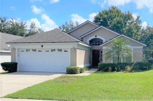 Photo of 13218 WOODSEDGE WAY, CLERMONT, FL 34711 (MLS # O5895597)