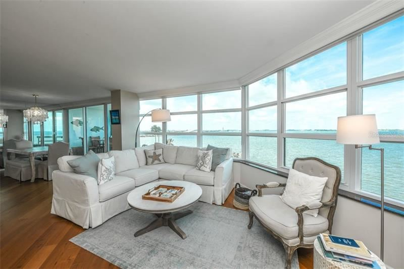 Photo of 988 BLVD OF THE ARTS #612, SARASOTA, FL 34236 (MLS # A4481597)