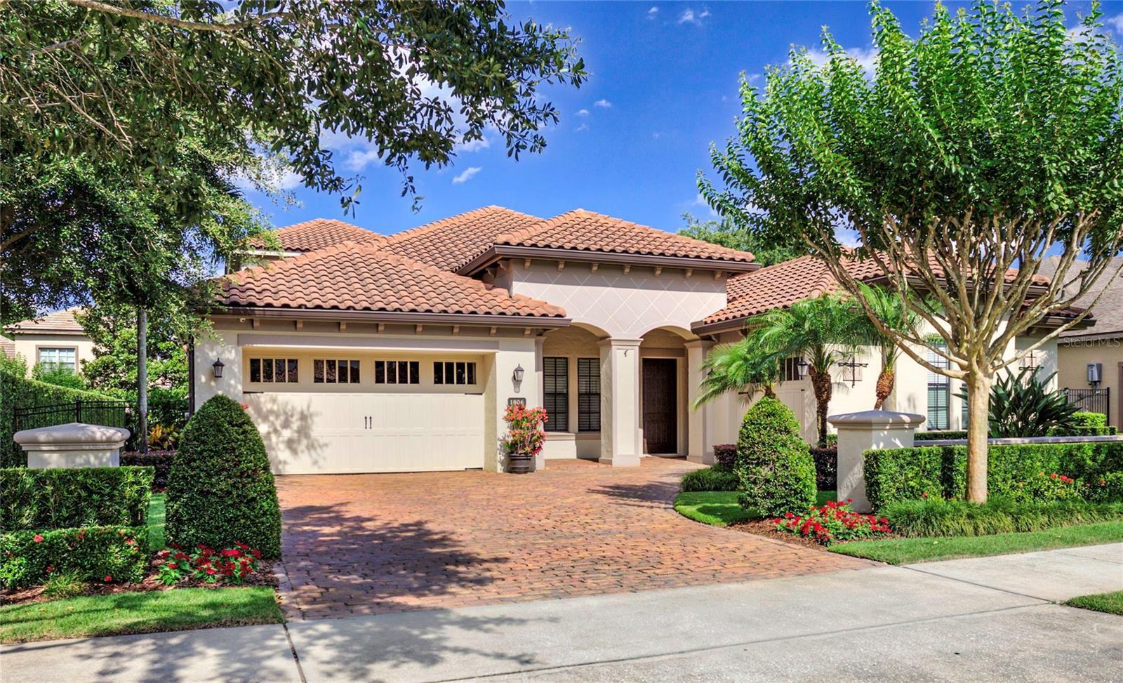1806 LAURELTON HALL LANE, Winter Park, FL 32789 - #: O5950597