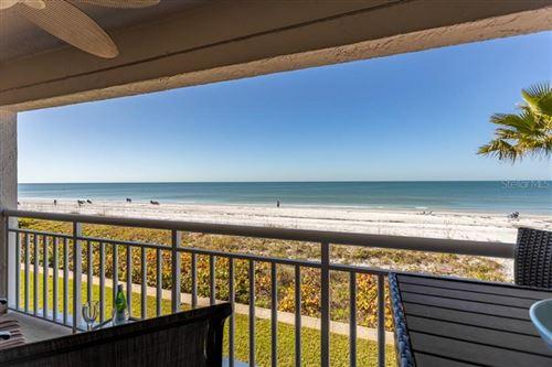 Photo of 2900 GULF BOULEVARD #204, BELLEAIR BEACH, FL 33786 (MLS # U8108598)