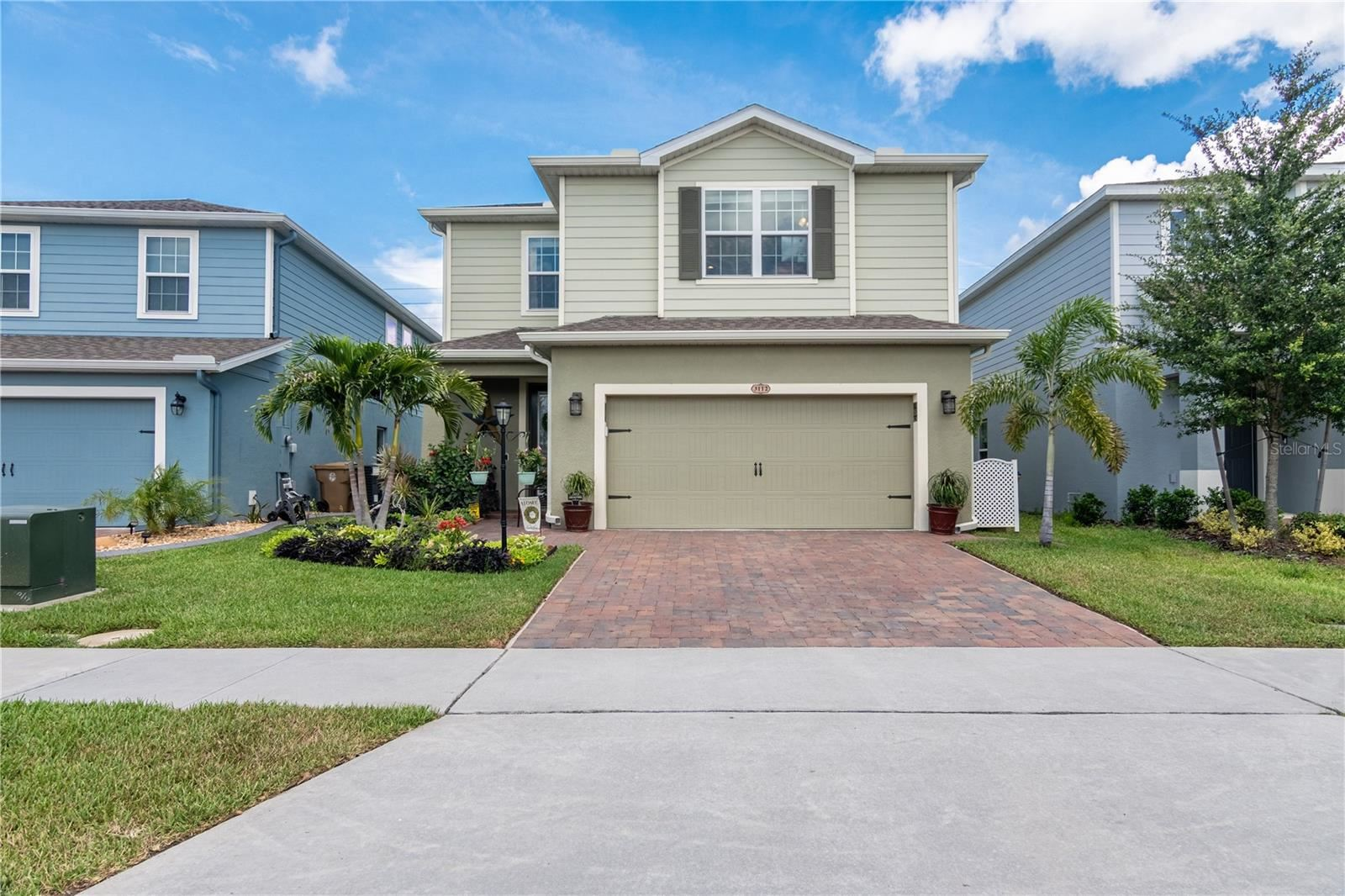 3112 ARMSTRONG SPRING DRIVE, Kissimmee, FL 34744 - #: S5051598