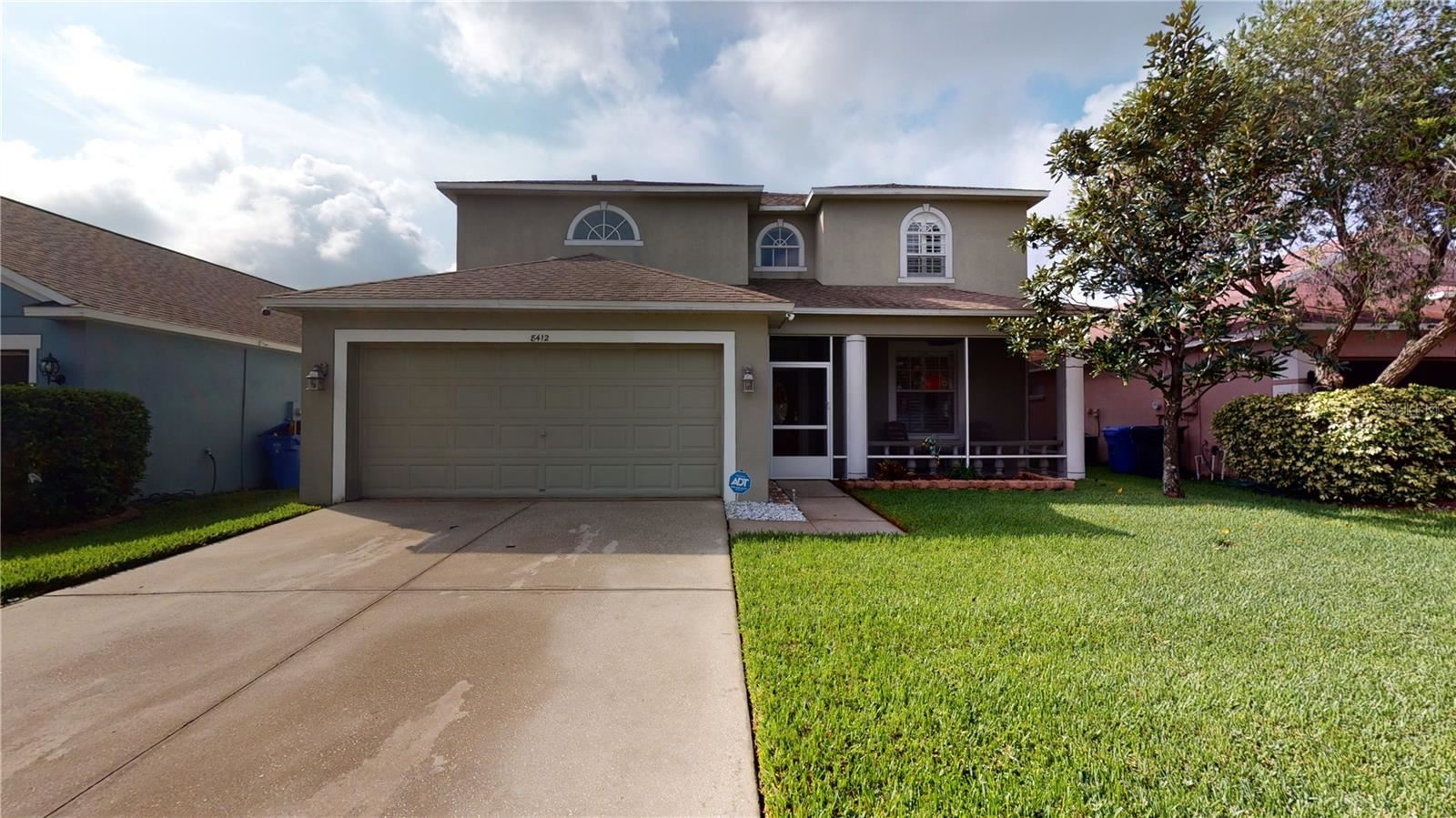 8412 CANTERBURY LAKE BOULEVARD, Tampa, FL 33619 - MLS#: T3331598